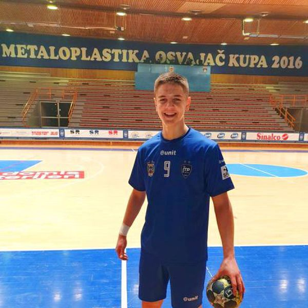 Mateja Dodić. Foto Fejsbuk nalog RK Metaloplastika