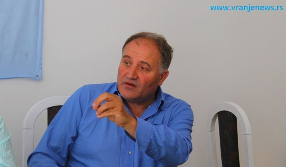 : Mirko Jović. Foto VranjeNews