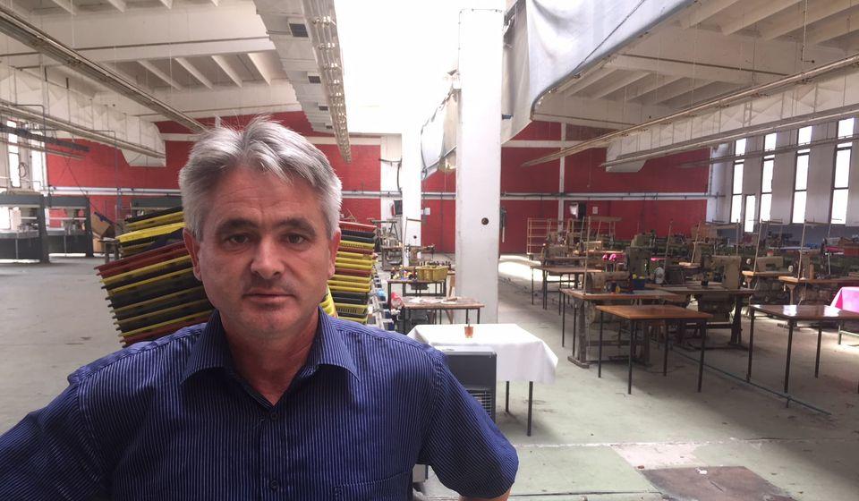 Slavoljub Ristić. Foto Bujanovačke