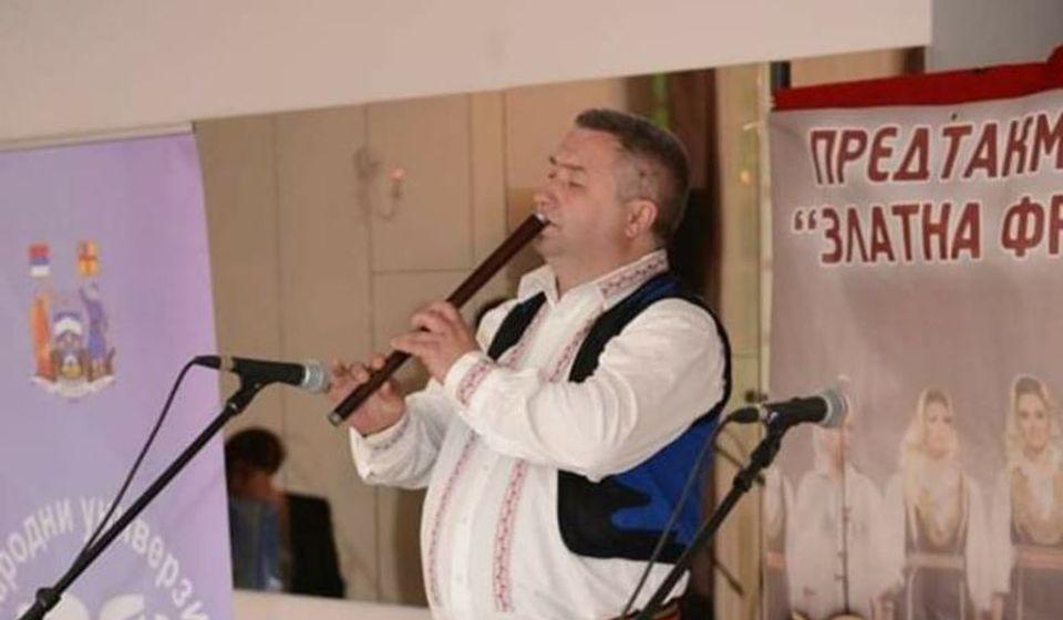 Miljan Toković iz Medveđe. Foto NU