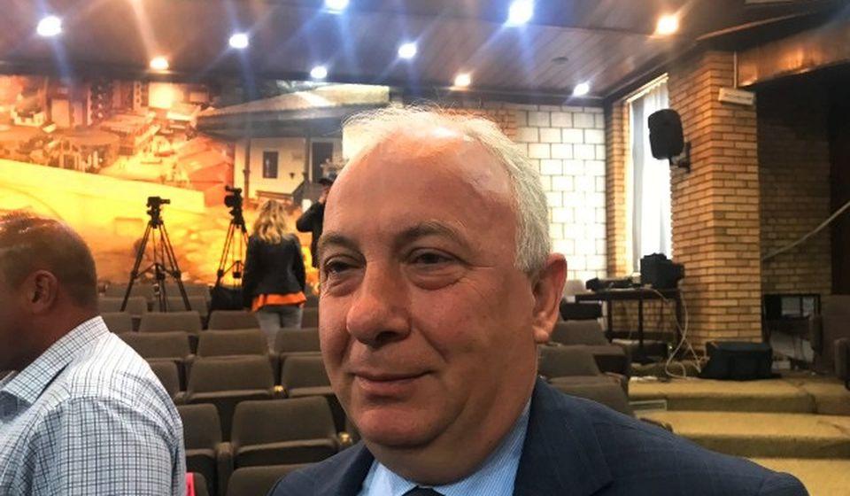 Stojilkovićev naslednik Zoran Dimitrijević dolazi iz Simpa. Foto VranjeNews