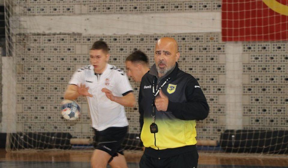 Puleni Gorana Veselinovića očekuju pobedu nad favoritom. Foto VranjeNews
