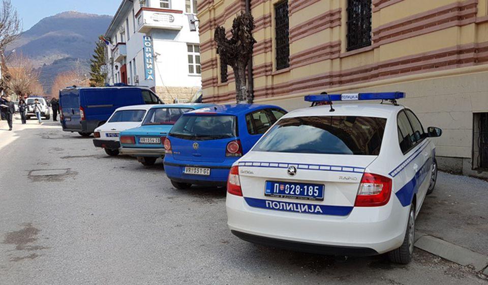 Četvoro lakše povređeno, jedan na trežnjenju. Foto VranjeNews