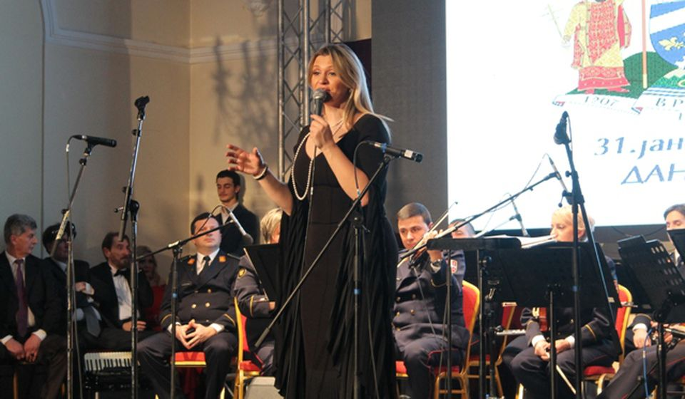 Sa prošlogodišnje svečane akademije povodom proslave Dana grada. Foto VranjeNews