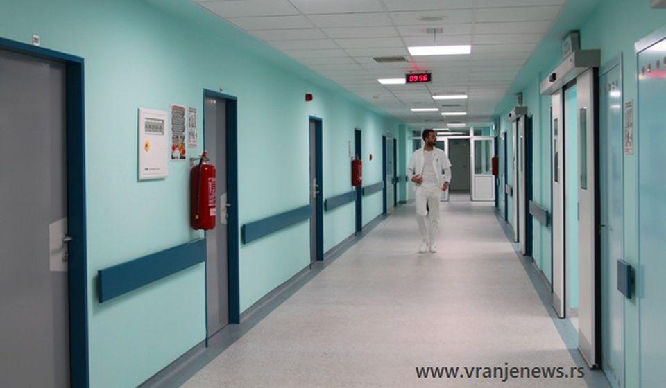 Hirurški blok u Vranju. Foto VranjeNews