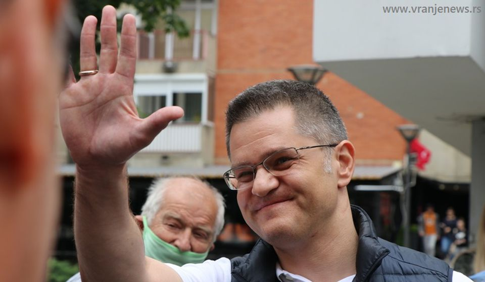 Vuk Jeremić. Foto Vranje News