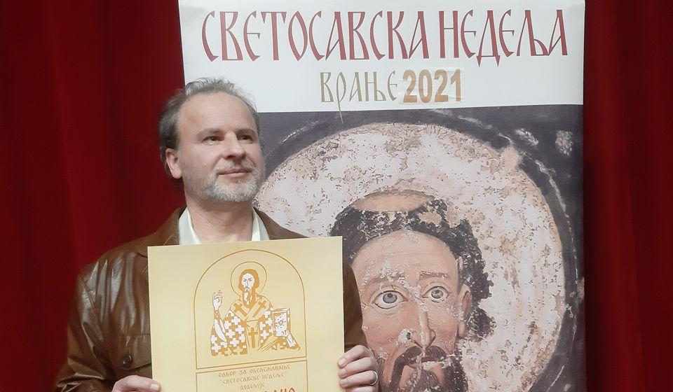 Miomir Dejanović Midej. Foto lična arhiva