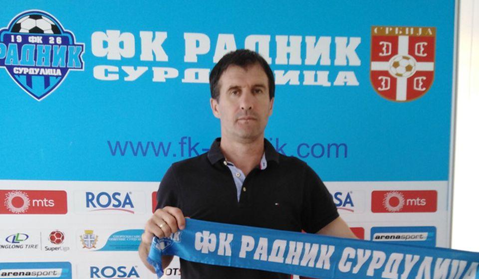 Nenad Vanić. Foto D. Mirčev