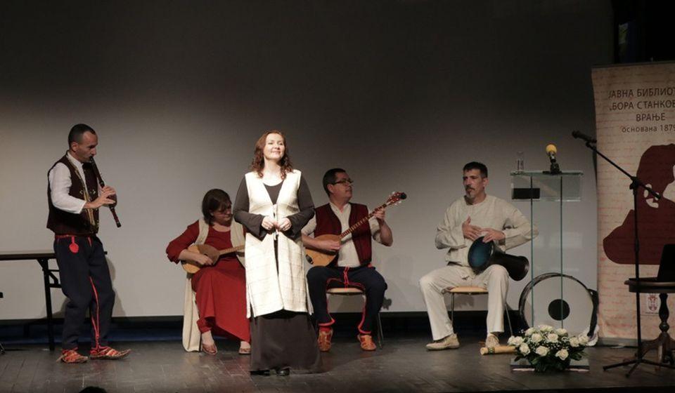 Vranjski Izvor nastupio u kulturno-umetničkom delu programa. Foto Vranje News