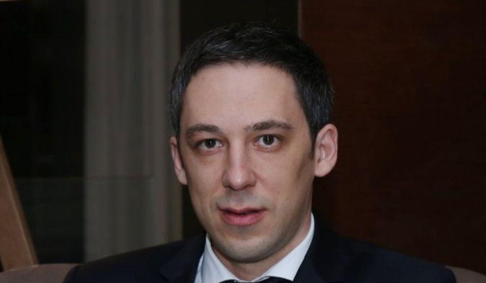 Stanislav Tončev. FK Radnik
