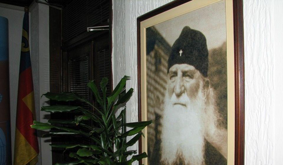 Justin Popović (1894 – 1979). Foto VranjeNews