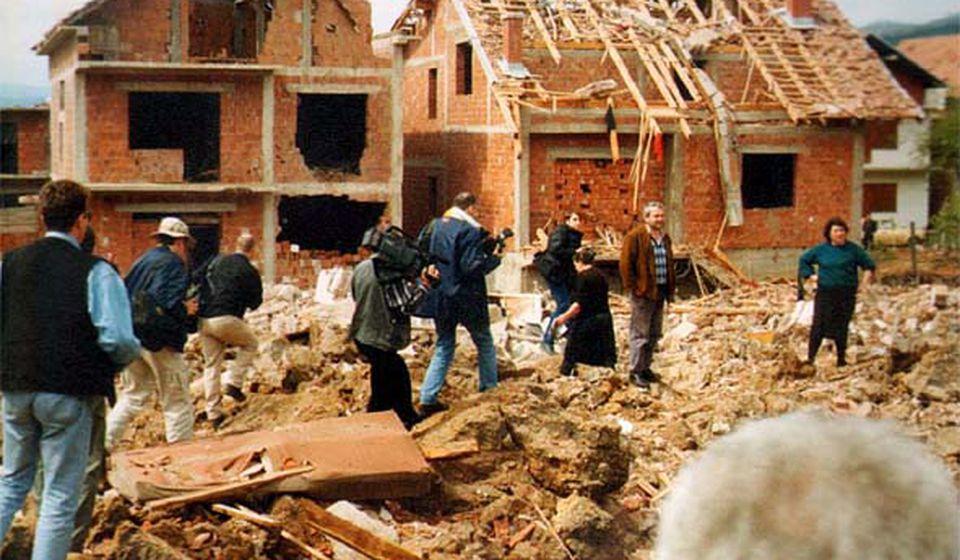 U bombardovanju civilnih objekata na današnji dan 1999. poginuo je Vranjanac Mane Anđelković. Foto Istorijski arhiv