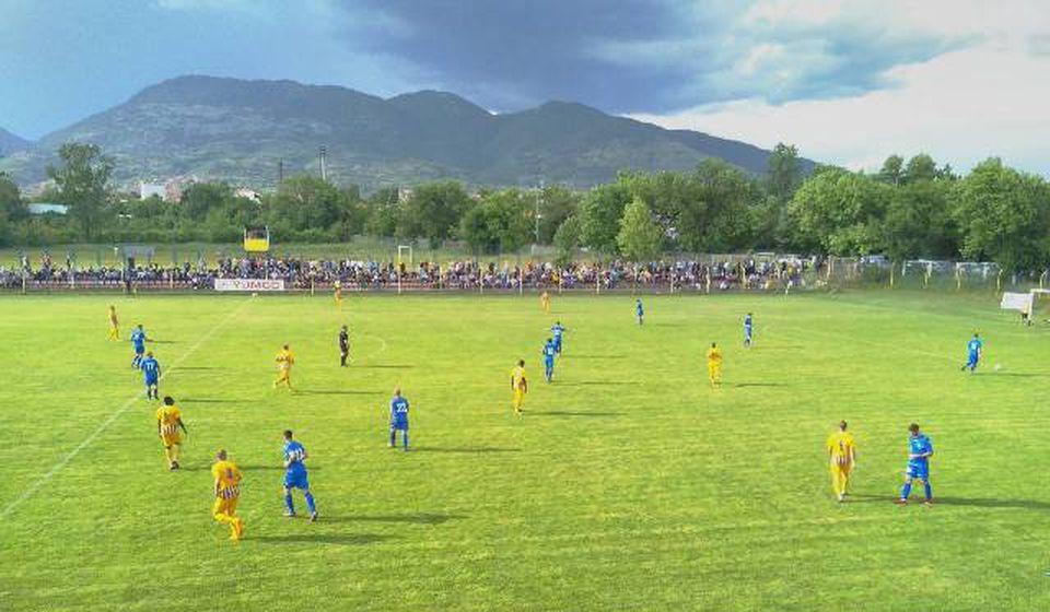 Gašić postigao vodeći gol. Foto VranjeNews