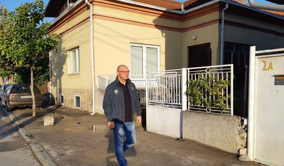 Gradski većnik za manjine Dejan Ivanović. Foto Grad Vranje
