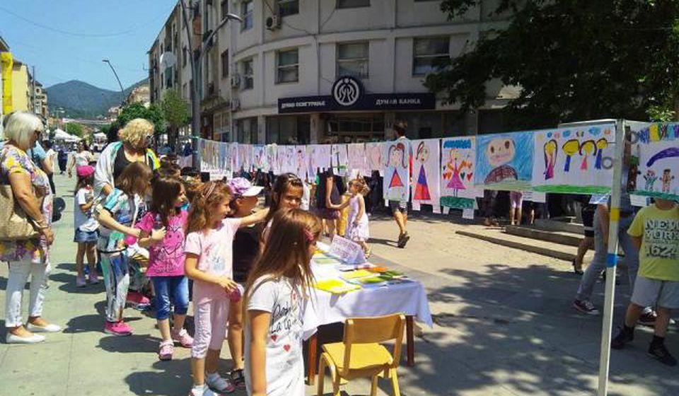Identitet, kultura i integritet pretočeni u crteže. Foto VranjeNews