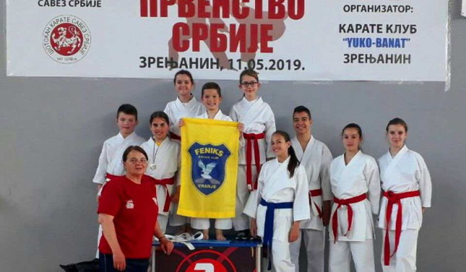 Foto Karate klub Feniks