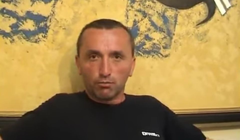 Vojislav Stojanović Vojča. Foto printscreen TV Cactus