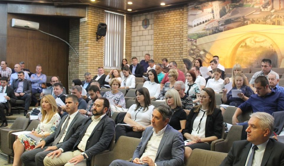 Usvojen predlog Odluke o završnom računu budžeta grada Vranja. Foto Grad Vranje