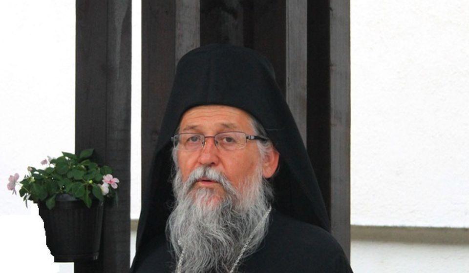 Vladika Pahomije. Foto VranjeNews