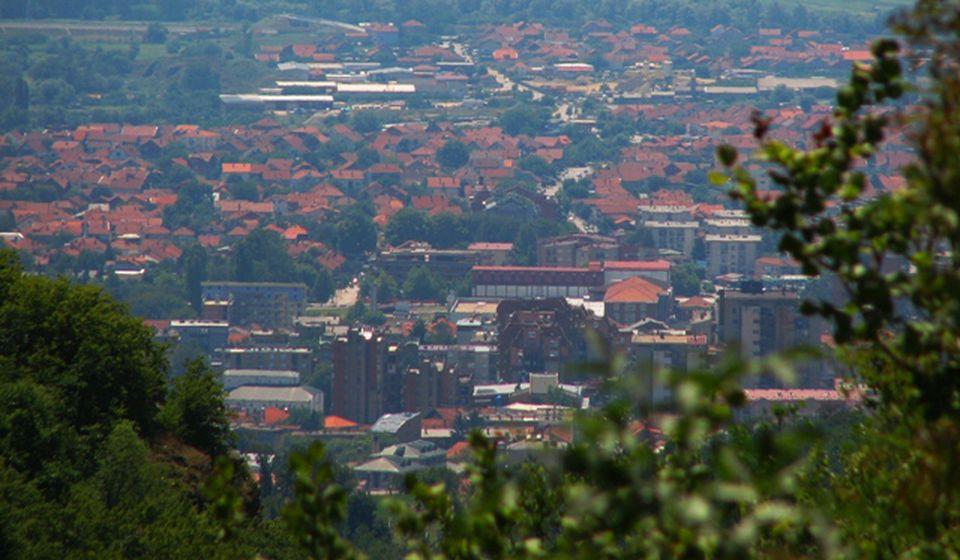 Da li je ugrožen i administrativni centar Pčinjskog okruga. Foto VranjeNews