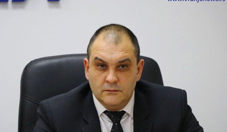 Velibor Antonijević. Foto VranjeNews