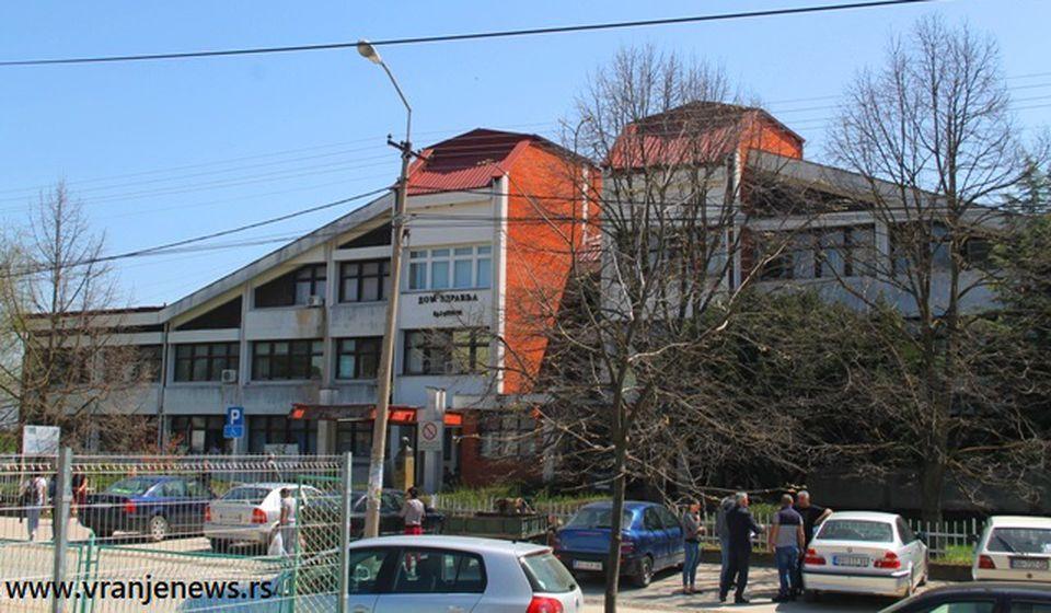 Bujanovac ima samo Dom zdravlja. Foto Vranje News