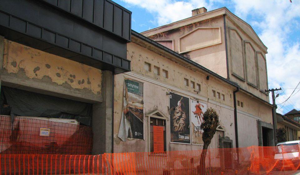 Pozorište Bora Stanković. Foto VranjeNews