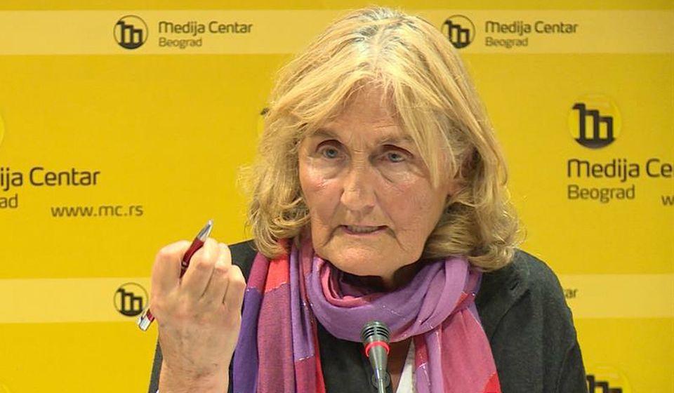 Jelisaveta Vasilić. Foto MC Beograd