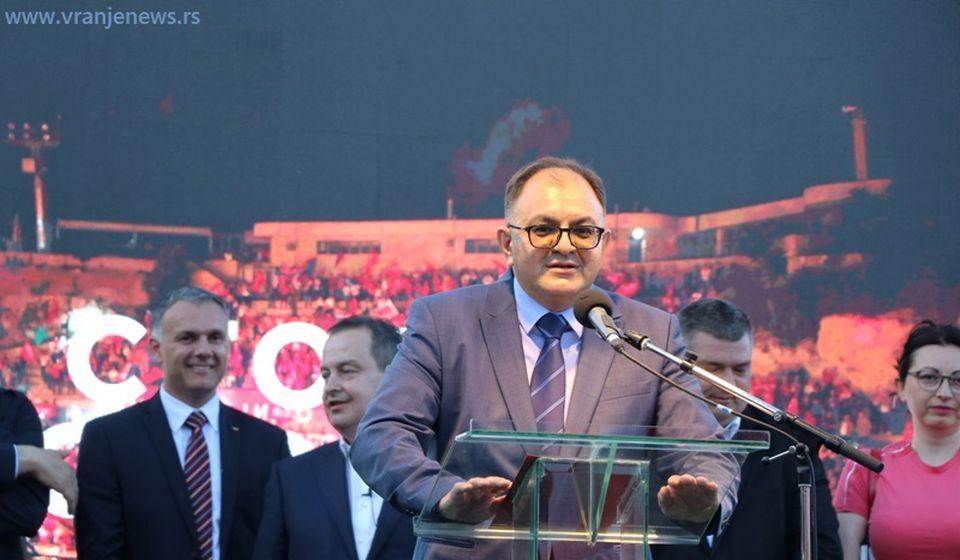Sa JS možemo i do 20.000 glasova u Vranju: Zoran Antić. Foto Vranje News