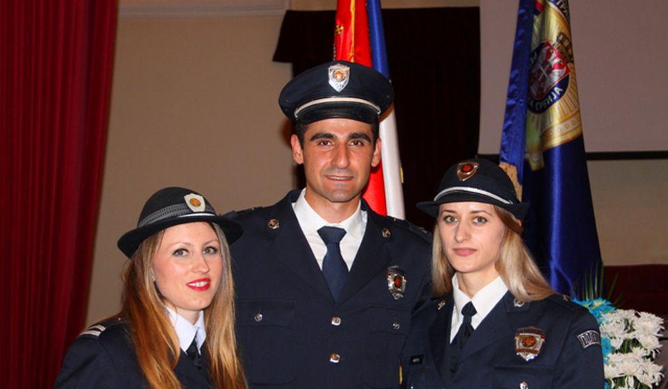 Podmlađivanje policijskog kadra. Foto VranjeNews