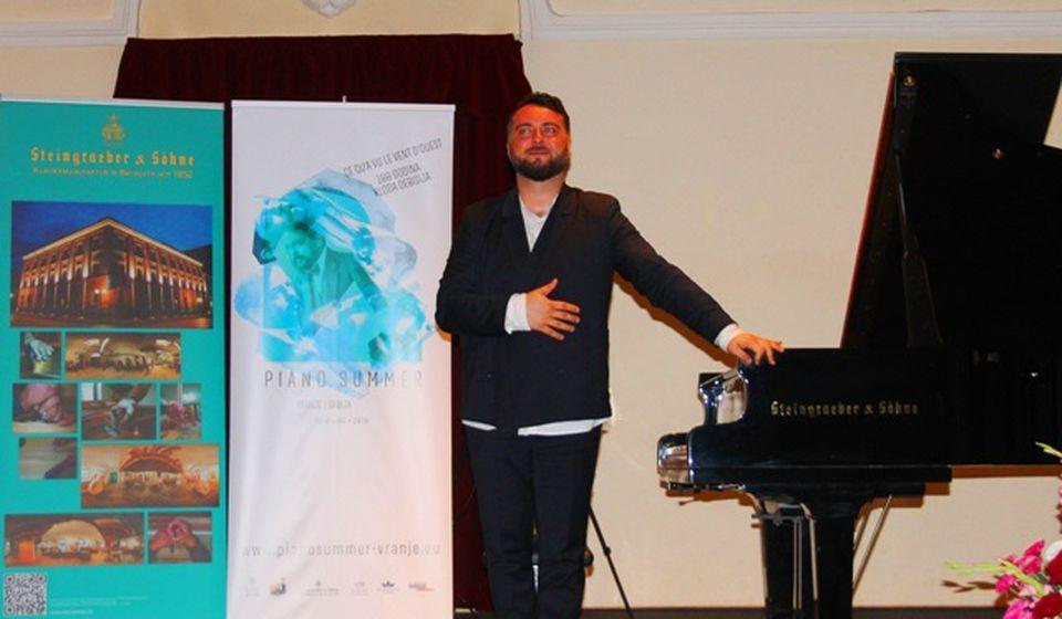 Zoran Imširović. Foto VranjeNews