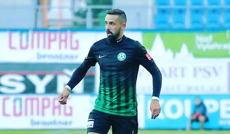 Novo krilo Radnika: Zoran Danoski. Foto FK Radnik