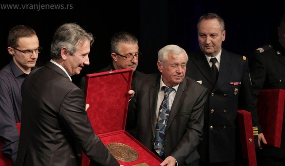 Detalj sa prošlogodišnje dodele priznanja. Foto Vranje News