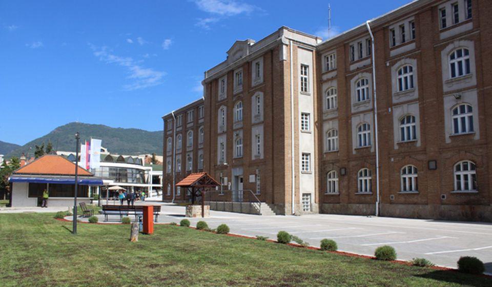 Ogranak kompanije BAT u Vranju. Foto Vranje News
