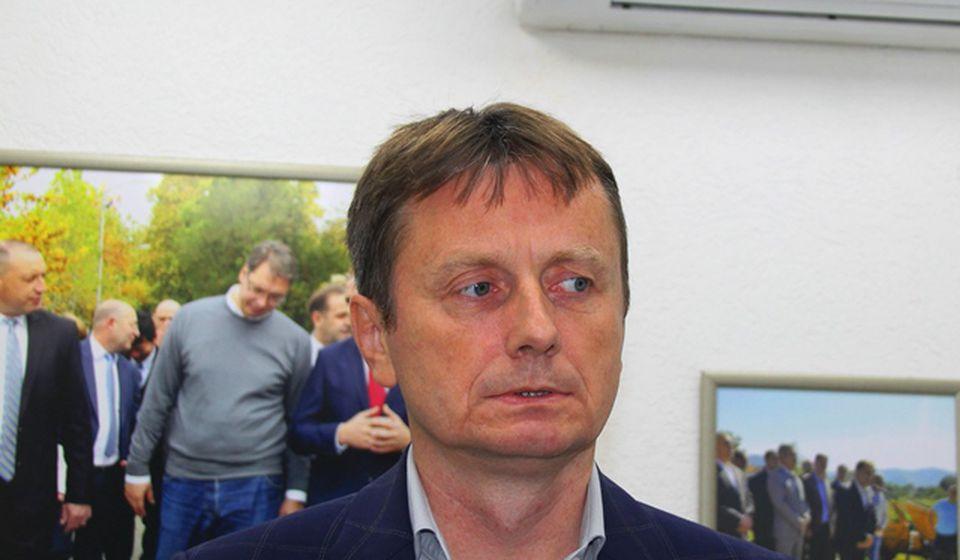 Darko Glišić. Foto VranjeNews