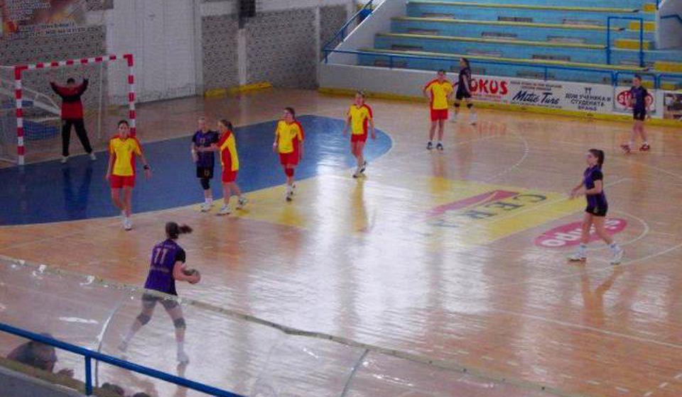 Foto Sportska hala Vranje