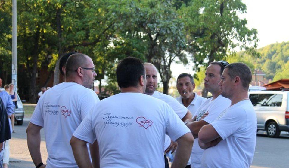 Napetost pred proglašenje pobednika. Foto VranjeNews