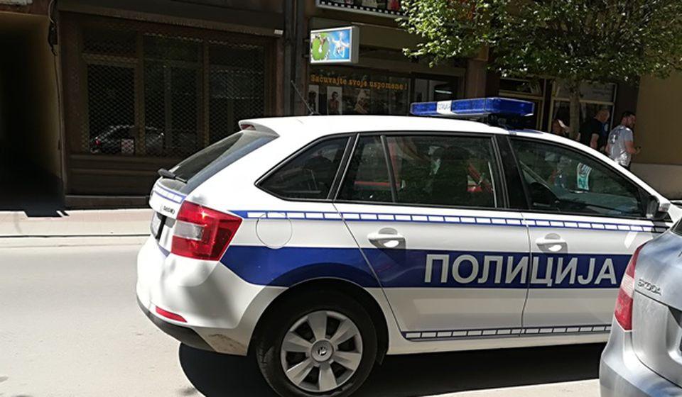 Policija izvestila o dve bezuspešne krađe teretnih vozila. Foto VranjeNews