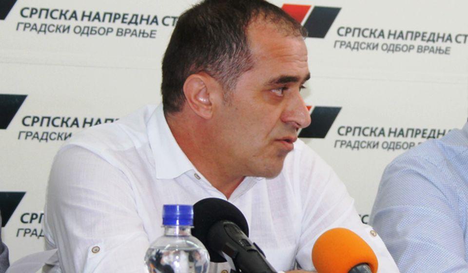 Zadržaćemo čelnu poziciju u zdravstvu: Slaviša Bulatović. Foto VranjeNews