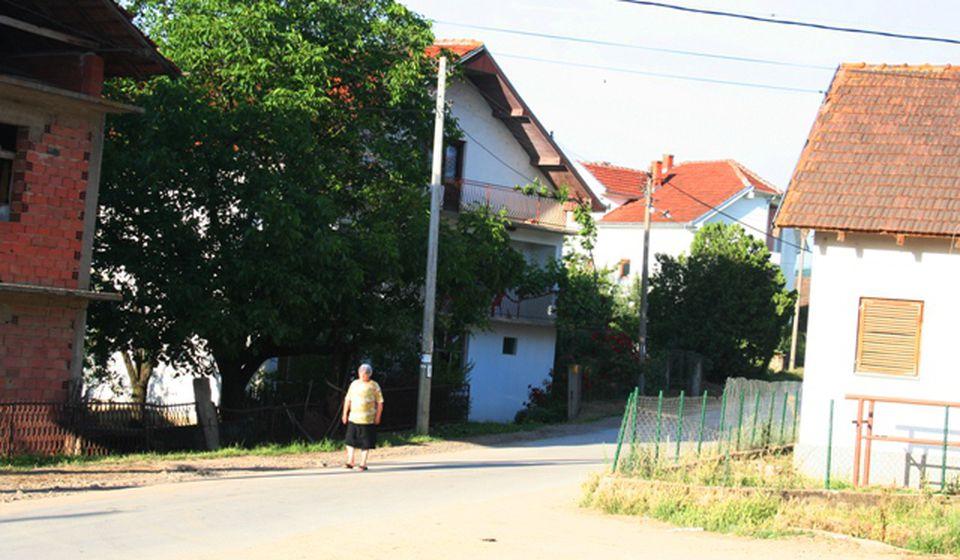 I selo Zlatokop bez vode. Foto vranje.rs