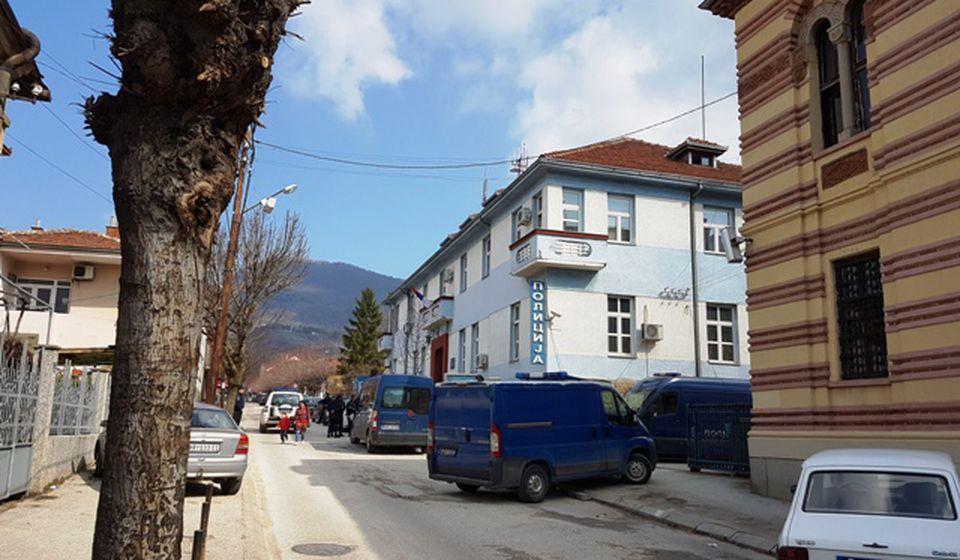 Policijska uprava u Vranju. Foto VranjeNews