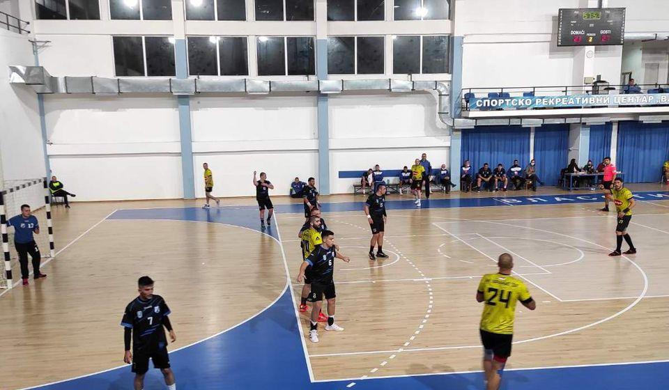 Detalj sa utakmice u Vlasotincu. Foto Vranje News