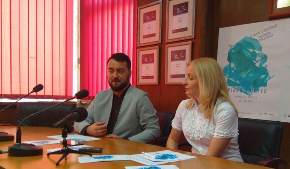 Vranje jedan od retkih gradova u Evropi koji program festivala posvećuje stogodišnjici smrti Kloda Debisija. Foto VranjeNews