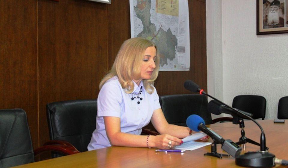 Grad podržao 18 projekata u oblasti ekologije: Zorica Jović. Foto VranjeNews