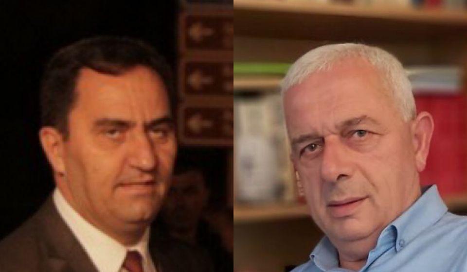 Nenad Mitrović i Nagip Arifi. Foto Vranje News
