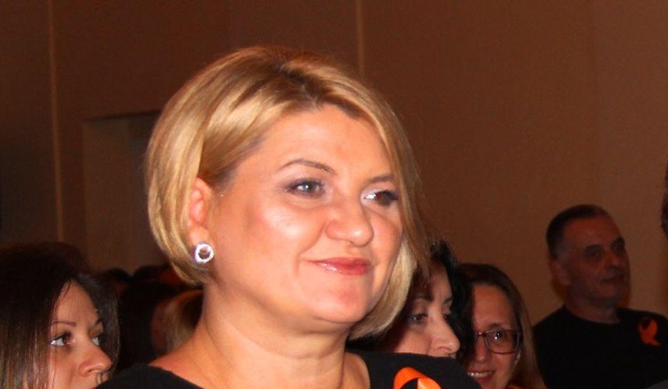 Ostala na istoj funkciji, ali kao v.d. direktora: Dragaana Arsić. Foto Vranje News