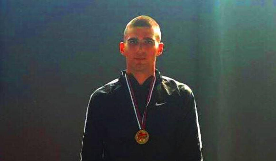 Aleksandar Nikolić. Foto privatna arhiva