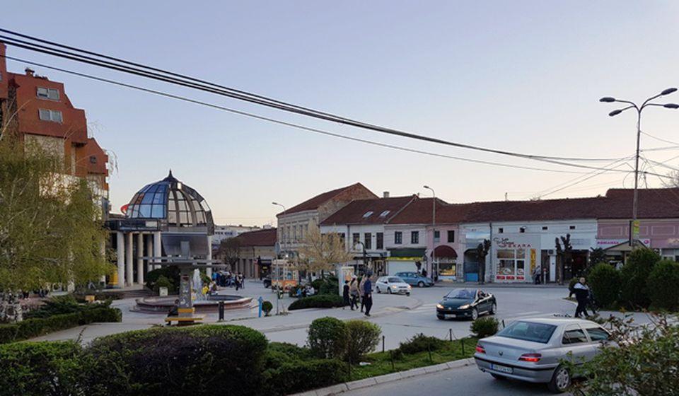 Niš ima deset puta više milionera: centar Vranja. Foto VranjeNews