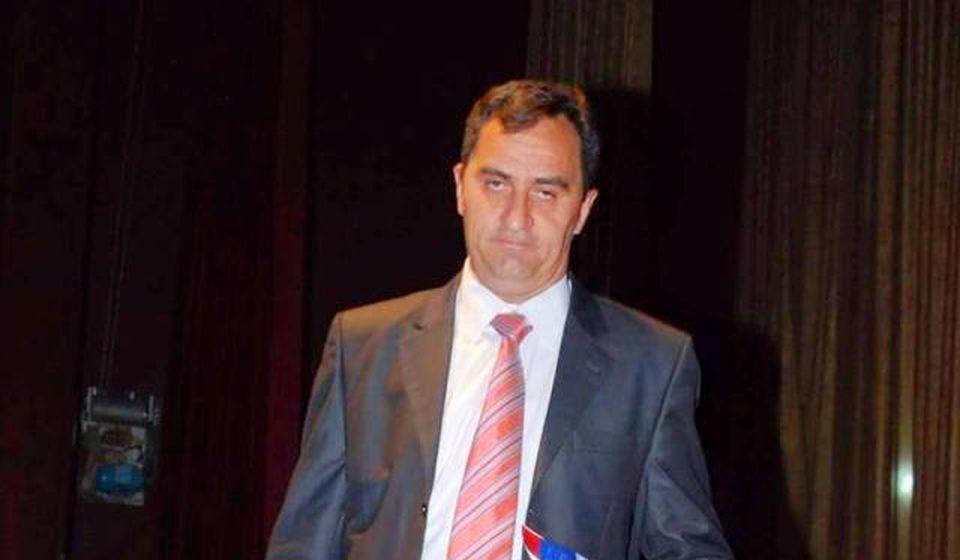 Nenad Mitrović. Foto Fejsbuk