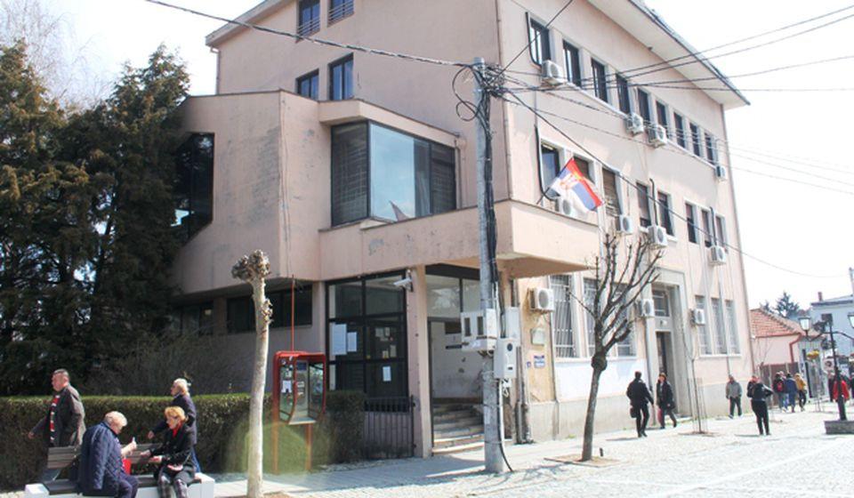 Filijala Poreske uprave u Vranju. Foto VranjeNews